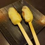 つぼ八 - つくねチーズ 330円