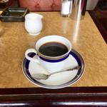 珈琲専門館 伯爵 - ホットコーヒー