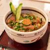 鮨 みやふじ - 料理写真:元祖アジ丼