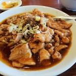 106839323 - 豚肉薄切り山椒辛子煮全景