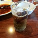 106839328 - 食後のアイスコーヒー
