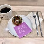 koe donuts - フィナンシェドーナツ 五色豆&