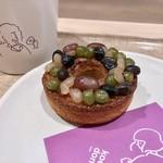 koe donuts - フィナンシェドーナツ 五色豆