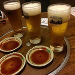 寿し勝 - 2杯目は生ビール