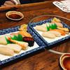 寿し勝 - 料理写真:白身の多い方が、地魚にぎり