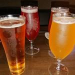 106845253 - 今日、飲めたビール4種類