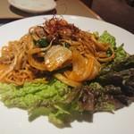 麺酒屋 蛸料理 一龍亭 - 韓国風焼きそば(豚肉入)