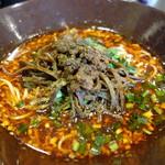 担々麺 ぺんぺん - 麻辣麺850円
