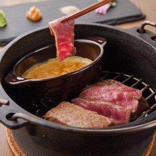 【人気No,1】黒毛和牛モモ肉の瞬間燻製リピート率99.9%
