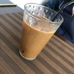 ソレイユカフェ - アイスコーヒー