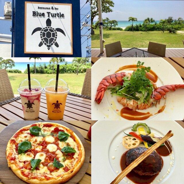 ブルータートル[Blue Turtle]>