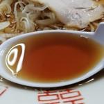 106859139 - キレのある醤油に煮干香るアニマルオフ淡麗煮干ス-プ