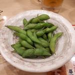 すし三崎丸 - 枝豆