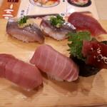 すし三崎丸 - お好み寿司