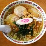 横浜ラーメン龍味 - チャーシュー麺(大盛)