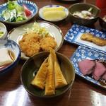 湯の宿畔瀬 - 料理写真: