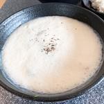 Spice&mill - 【2019年05月】白い畑の野菜カレー@1,280円、辛さ5(辛口)、提供時。