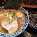 いまや - いまや麺+菜飯 \700  CPたけぇ~!!