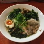はまんど横須賀 - 料理写真:限定 マグロだし930円