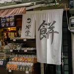 中谷堂 - お店