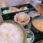 えのもと食堂 - 料理写真: