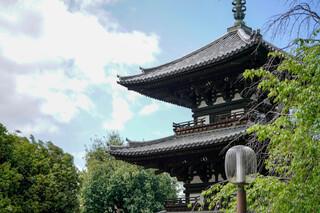 中谷堂 - 三重塔