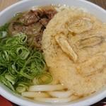 因幡うどん - 料理写真: