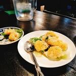 中華料理 萬福 - 料理写真:絶品!エビマヨ