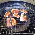 焼肉奉行 牛左衛門 - 焼き焼き