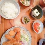 カントリーキッチン アン - 海の幸ミックスフライ