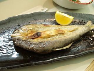 浜寿司 - アユ開き