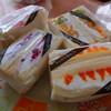 イチバンヤ - 料理写真:イチゴ、ブルーベリー、バナナミックス、あまおう