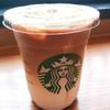 スターバックス コーヒー - ドリンク写真:iceキャラメルマキアート