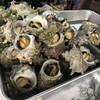 中西食堂 - 料理写真:サザエの壷焼きは、どれも大粒で甘辛くて美味しい❣️