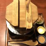千年の宴 - できたて釜蒸し豆腐