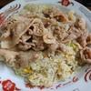 ラーメン大将 - 料理写真:肉チャーハン アップ