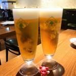 106884833 - 生ビール ¥550