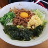マキシマムザラーメン 初代 極 - 料理写真:期間限定台湾まぜそば小(普通の大盛りくらい)