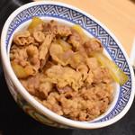 吉野家 - 料理写真:牛丼・あたまの大盛(480円)2019年4月