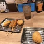 串カツ田中 - 料理
