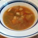 Kicchimpinokio - スープ