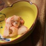 都寿司 - お通し