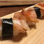都寿司 - 赤貝