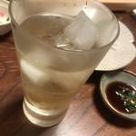 都寿司 - ハイボールお代わり