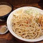 106893077 - 「つけ麺(大盛)」