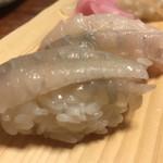 都寿司 - えんがわ