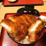 とん亭 - 会津こだわり丼