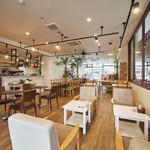 福菱 Kagerou Cafe - カフェ店内
