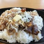 レストラン つつじ - 料理写真:とわだ鉄板飯
