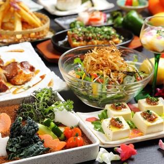 ■食材5色、バランス健康法